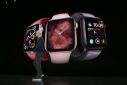 Apple luncurkan jam tangan Watch Series 5 dengan riset kesehatan