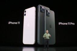 Apple resmi luncurkan tiga iPhone 11, iPhone terbaru