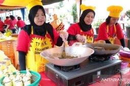 Festival kuliner khas Nias meriahkan Sail Nias 2019
