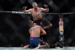 UFC akan dilanjutkan pada 9 Mei tanpa penonton