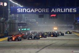 Grand Prix  F1 Singapura dibatalkan
