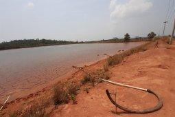 Dinkes Kepri: jangan konsumsi air bersumber dari kubangan bauksit