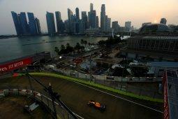 Grand Prix Singapura tanpa penonton di tengah pandemi