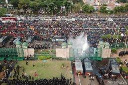 Ketika mahasiswa Indonesia bergerak tolak RUU kontroversial