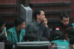 Pimpinan DPRA janji perjuangkan aspirasi  mahasiswa