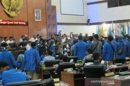 DPR Aceh janji teruskan aspirasi mahasiswa ke  DPR RI