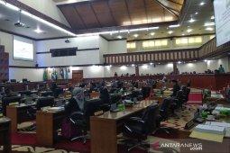 DPRA paripurnakan 11 rancangan qanun program legislasi