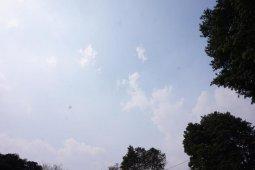 Suara dentumam di atas langit kejutkan warga Kabupaten Bandung Kamis pagi