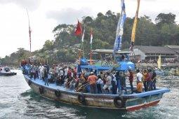 Tradisi petik laut jadi daya tarik pariwisata di Malang