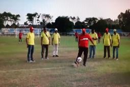 12 besar Bupati Cup Kukar ajang Jaring  talenta  muda