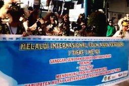 KARNAVAL KESENIAN INTERNATIONAL AWALI TIFAF 2019