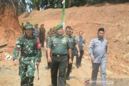TNI bangun  infrastruktur di Serdang Bedagai melalui program TMMD
