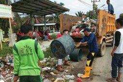 DLH Aceh Tamiang kejar pembangunan 10 bank sampah hingga akhir  tahun