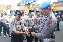 Provost dan Paminal Polres Sukabumi Kota lakukan sidak anggota polisi