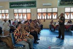 Jaksa edukasi siswa di Nagan Raya cegah korupsi dan pelanggaran  hukum