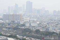 Sepeda motor sumbang polusi udara terbesar di Jakarta