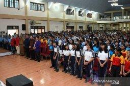 Pelajar di Gunungsitoli diedukasi pembinaan karakter
