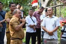 Pemkot Gunungsitoli apresiasi program lampu  pedesaan