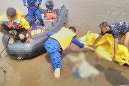 Mayat laki-laki ditemukan mengapung di Krueng Aceh