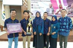 Tim listrik SMKN 1 Paringin juara LKTI nasional
