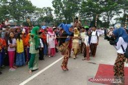 Festival Permainan Anak Nagari di Bukitinggi