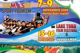 Pemkab Samosir siapkan tiga even pada November 2019 dukung pariwisata