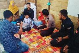 MRI-ACT Aceh santuni tiga orang dhuafa di Pidie Jaya