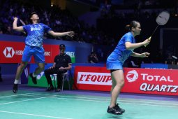 Praveen/Melati ke babak final French Open 2019