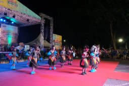 Karnaval Angso Duo meriahkan akhir pekan di Kota Jambi