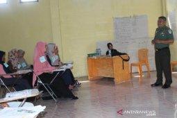 Kodim Nagan Raya bekali mahasiswa wawasan  kebangsaan