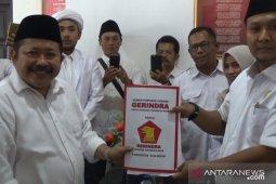 Pilkada Sukabumi, Sofyan Efendi kembalikan berkas pendaftaran bakal calon bupati ke Gerindra