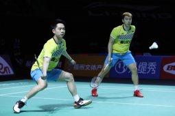 Final Fuzhou China Open, Minions jumpa unggulan keempat