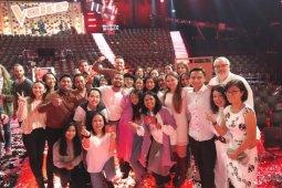 Viral di Jerman, cewek asal Jawa Barat, Claudia  juara pertama The Voice of Germany 2019