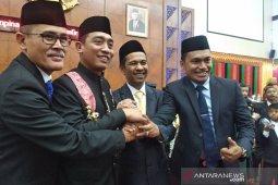 Ini empat pimpinan DPR Aceh definitif