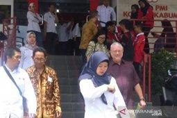Amcross tinjau lokasi program kesiapsiagaan gempa di Kota Sukabumi