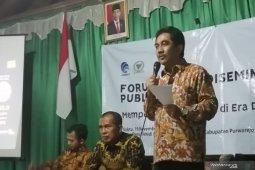 Dirjen IKP Kominfo: kemajuan internet tak disertai literasi