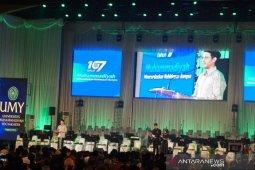 Menteri Nadiem komitmen merdekakan unit pendidikan