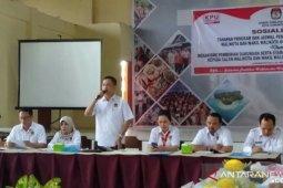 KPU Gunungsitoli tetapkan dukungan calon wali kota perseorangan 8.787