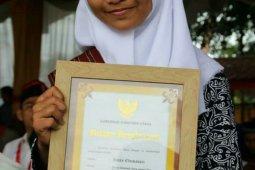 Rizky Elvina Sari, pemuda pelopor dari Kabupaten Labuhanbatu