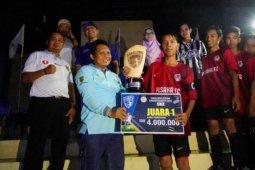 Pusaka FC Banua Lawas juara  Junior Championship 2019