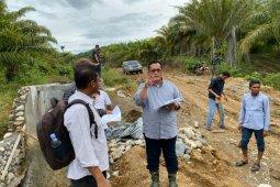 Pemerintah Aceh pacu pengerjaan irigasi Nalan, Bireuen