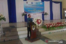 Panji buka seminar pasangan suami istri di Pendopo