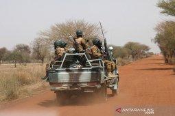 Korban tewas serangan terparah Burkina Faso naik menjadi 132 orang