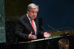 PBB nyatakan 2020  jadi tahun terpanas kedua