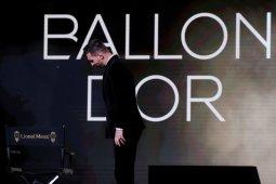 Kembali ciptakan rekor, Lionel Messi raih Ballon d'Or untuk keenam kalinya