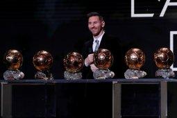 Ini dia daftar lengkap peraih Ballon D'Or 2019