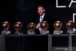 Lionel Messi: Karier saya semakin mendekati akhir