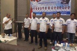 Usni Fili Panjaitan terpilih jadi Ketua PWI Tanjungbalai 2019-2022