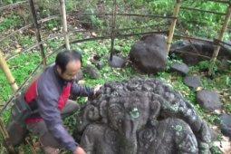 Warga Ngariboyo Magetan temukan arca