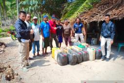 Operasi pekat Polres Pohuwato amankan lokasi pengolahan miras